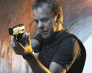 This is what Jack Bauer looks like at most points during the show.